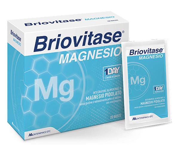 Pack Briovitase Magnesio