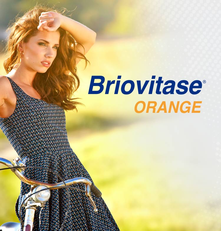 Briovitase Orange